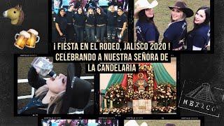 FIESTAS DE MI RANCHO 2020! EL RODEO, JALISCO!