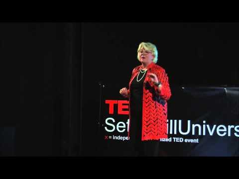 Having it all but changing the rule: Agnus Berenato at TEDxSetonHillUniversity
