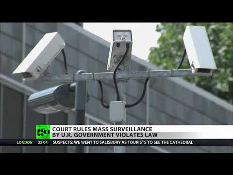 UK's Mass Surveillance Violated Human Rights