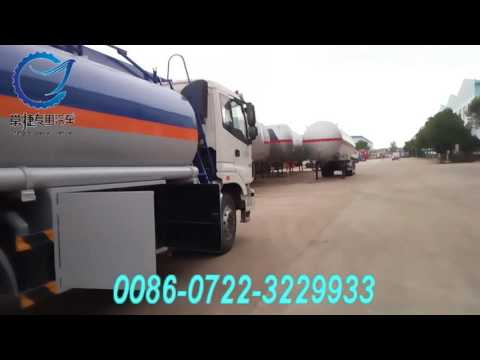 China Foton Auman tanker Products Video,Oure website is www.chinatankertruck.com