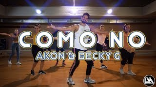 Download Como No - Akon ft. Becky G by Lessier Herrera Zumba Mp3 and Videos