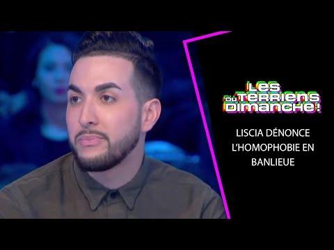 Liscia dénonce l'homophobie en banlieue avec Lyes Alouane - LTD 17/02/2019