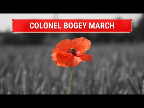 THE GREAT WAR - COLONEL BOGEY MARCH - U.S. COAST GUARD BAND