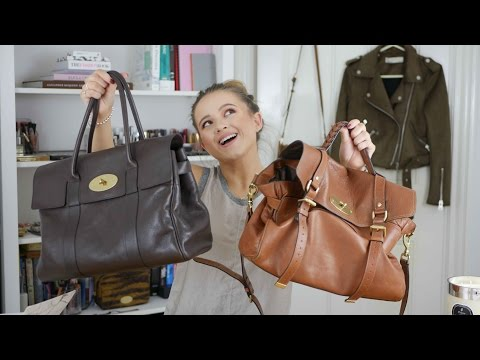 Mulberry Bag - Alexa or Bayswater? - Help you decide - Luxe Purchase