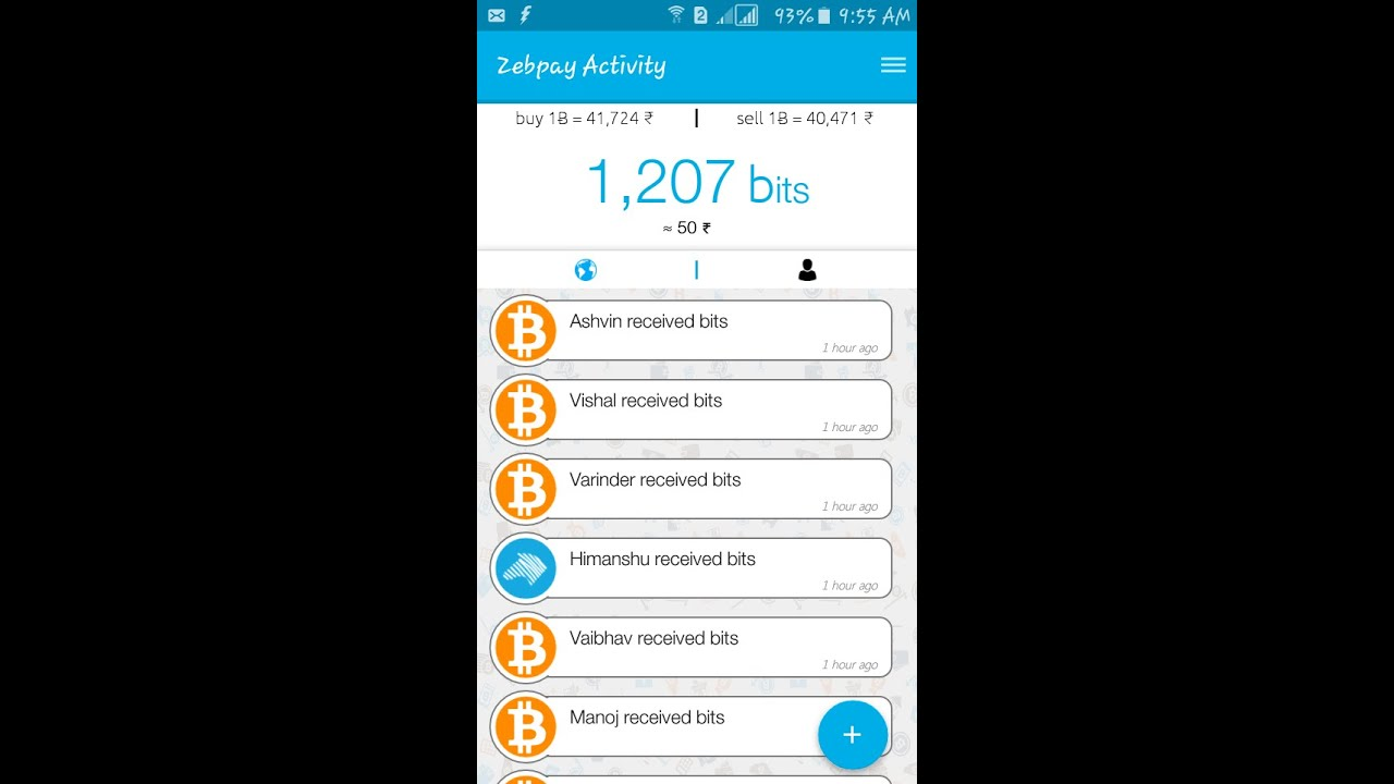 How to get multiple bitcoin addresses zebpay youtube how to get multiple bitcoin addresses zebpay ccuart Images