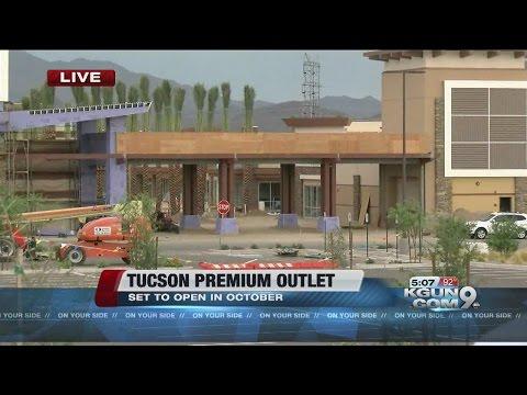Tucson Premium Outlets announces initial retail lineup