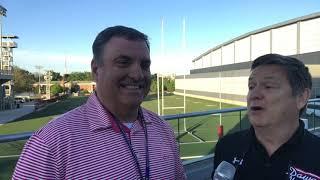 Georgia football UGA practice, @MikeGriffith32 video