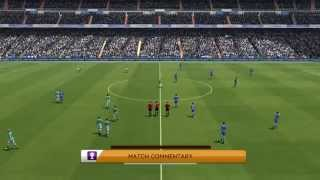 FIFA 14 game play ( real madrid future) manager mode Thumbnail