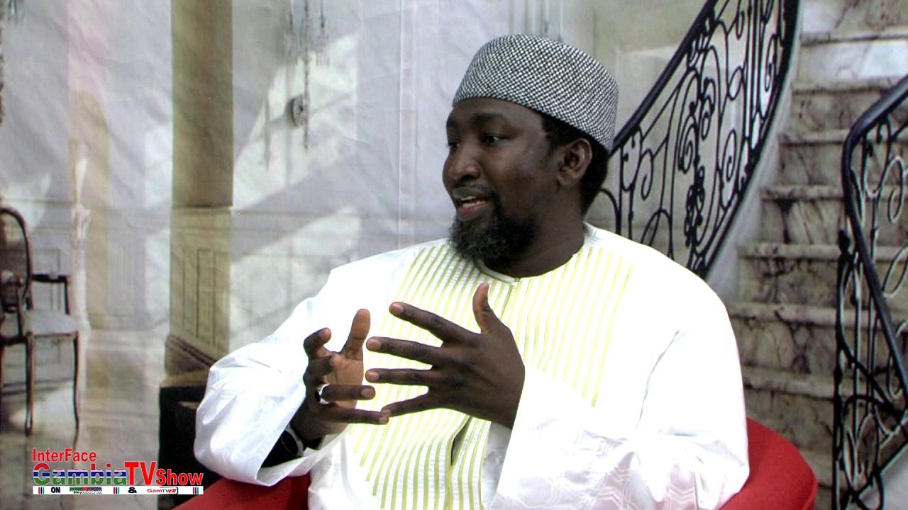 InterFace Gambia TV on 8th  May 2019 With Jollof Show akk Imam Muhammed Gassama