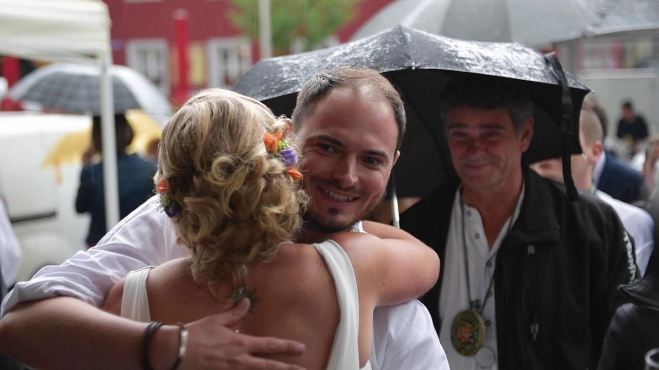 Simone Sombecki Hochzeit
