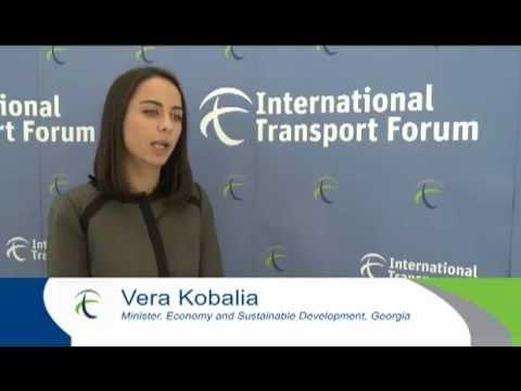Vera Kobalia interview