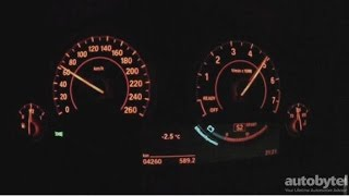 2016 BMW 340i xDrive 0-60 MPH Test Video @ 4.2 Seconds - 320 Horsepower AWD Turbo