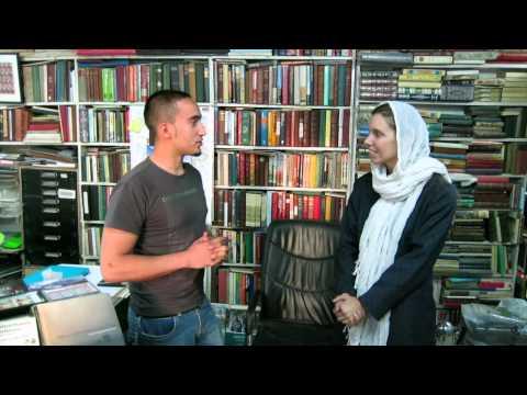 In a Kabul Bookstore: Babur's Vision