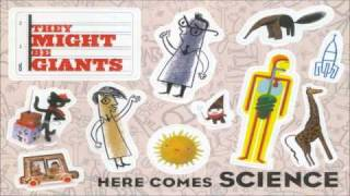 They Might Be Giants -  I am a Paleontologist