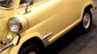 NY Auto Show 2011 - The classics pt. 13 (1960 BMW 600)...