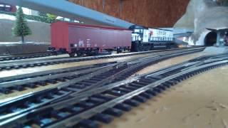 Железная дорога PIKO(Pacific MEHANO., 2016-08-24T18:04:33.000Z)