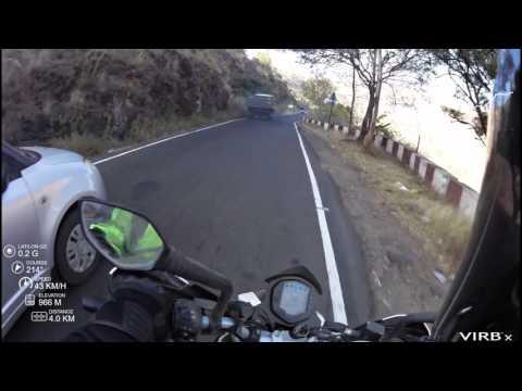 Wai to Panchgani - Mahabaleshwar Uphill on KTM Duke 390