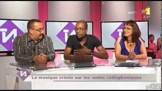 Thierry Vaton présente le Piano dans la musique Créole sur Guyane 1ère