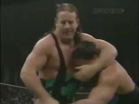 Fit Finlay vs Jim Powers 03 07 1998 WCW Saturday Night