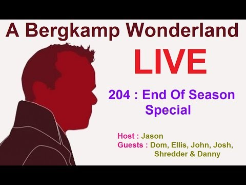 #ABWLive : 204 - End Of Season Special