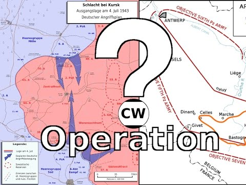 What means... operation?