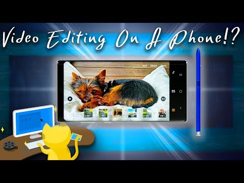 Galaxy Note 10 Plus Video Editor Tips And Tricks