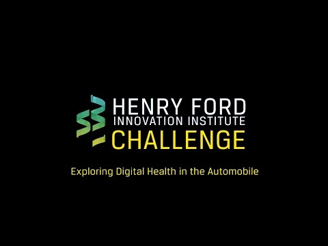 The Ford Motor Company/HFHS Connected Health App Challenge 2016
