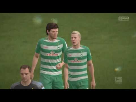 FIFA 17 - Career Mode FC Bayern Munich #1