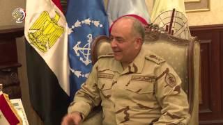 فيديو| «الدفاع» تنشر لقاء الفريق «حجازي» بالمبعوث الأممي في ليبيا | بوابه اخبار اليوم الإلكترونية