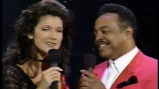 Celine Dion and Peabo Bryson - Beauty and the Beast - 1993 Grammys