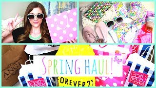 Spring Haul ♥ Fashion, Candles, and More! + Giveaway Thumbnail
