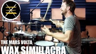 The Mars Volta-Wax Simulacra-Johnkew Drum Cover