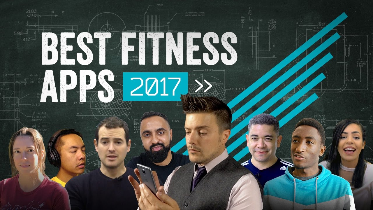 I Couldnt Help It These Guys Reminded >> The Best Fitness Apps For 2017