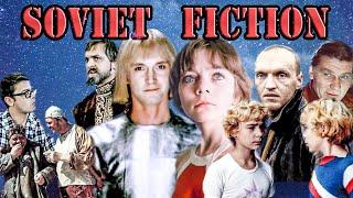 Soviet Fiction (Tribute)