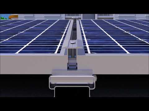 Platdaksysteem Zuid - Solar Construct