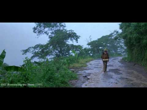 OST Romancing The Stone (1984) #6 [Struggling For The Stone]