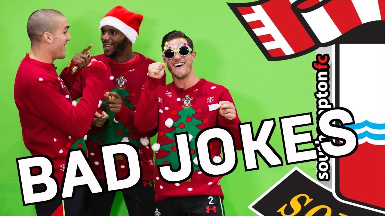 Bad Christmas Jokes.Saintsxmas Day 13 Bad Christmas Cracker Jokes