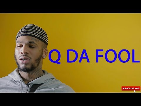 Little Bacon Bear Sits Down With Q Da Fool In An Exclusive Interview