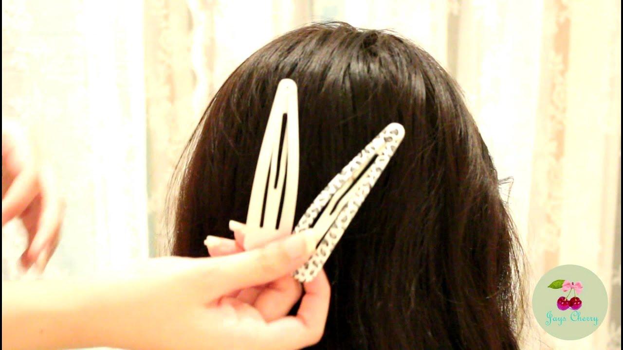 e4f94ab814993 الرجوع للدراسه  2   تسريحات لـ شعرك في أقل من 5 دقائق - YouTube