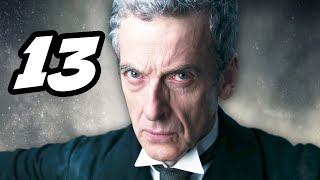 Doctor Who Challenge - Describe All The Doctors