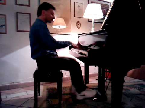 King Herod's Song - Simone Ermini - Piano Solo