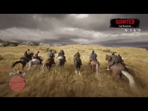 Dutch Van Der Linde Gang Vs Blackwater - Red Dead Redemption 2