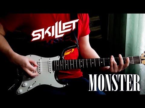 Skillet - Monster (Guitar cover HD)