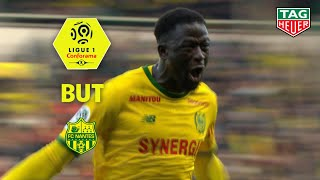 But Abdoulaye TOURE (70') / FC Nantes - EA Guingamp (5-0)  (FCN-EAG)/ 2018-19