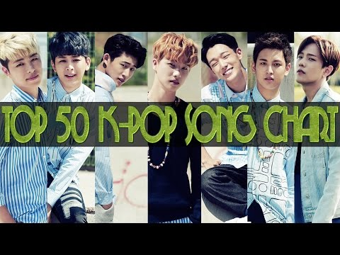MV CHART [YOUR KPOP] Top 50 K-Pop Songs (September 2015 | Week 3,4)