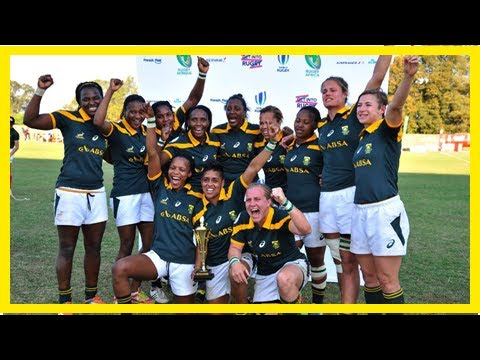 Breaking News | Rugby Team Ready for Africa Women's Sevens Tourney