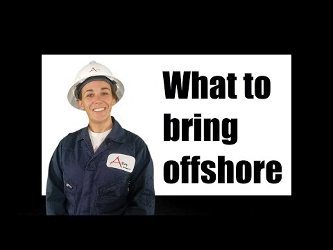 Working Offshore? A Few Things You Need To Know