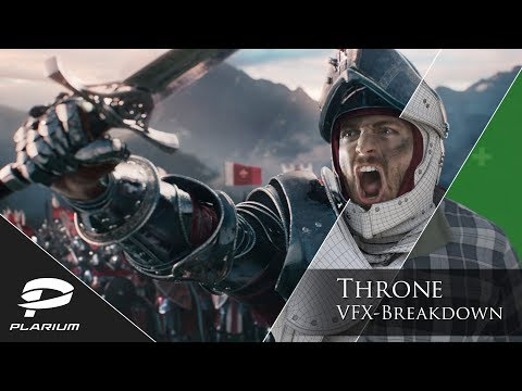 Throne: Kingdom at War - VFX Creation