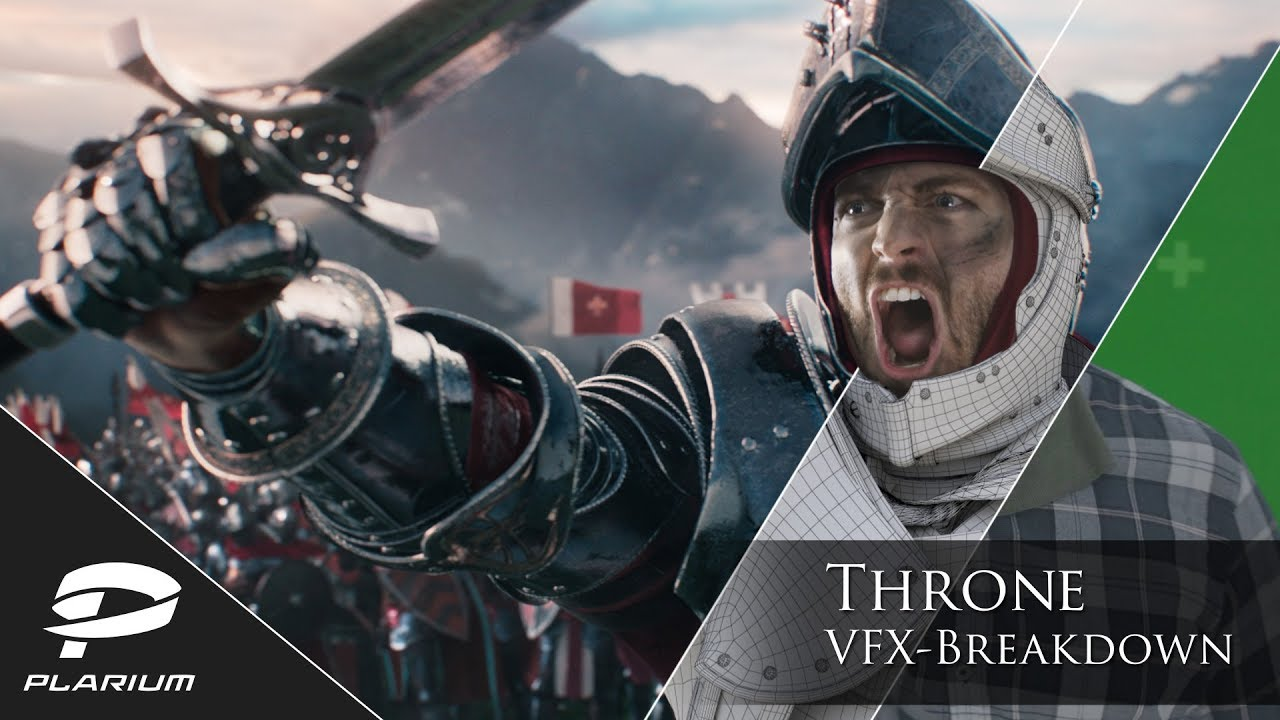 Throne Kingdom At War Vfx Creation Youtube