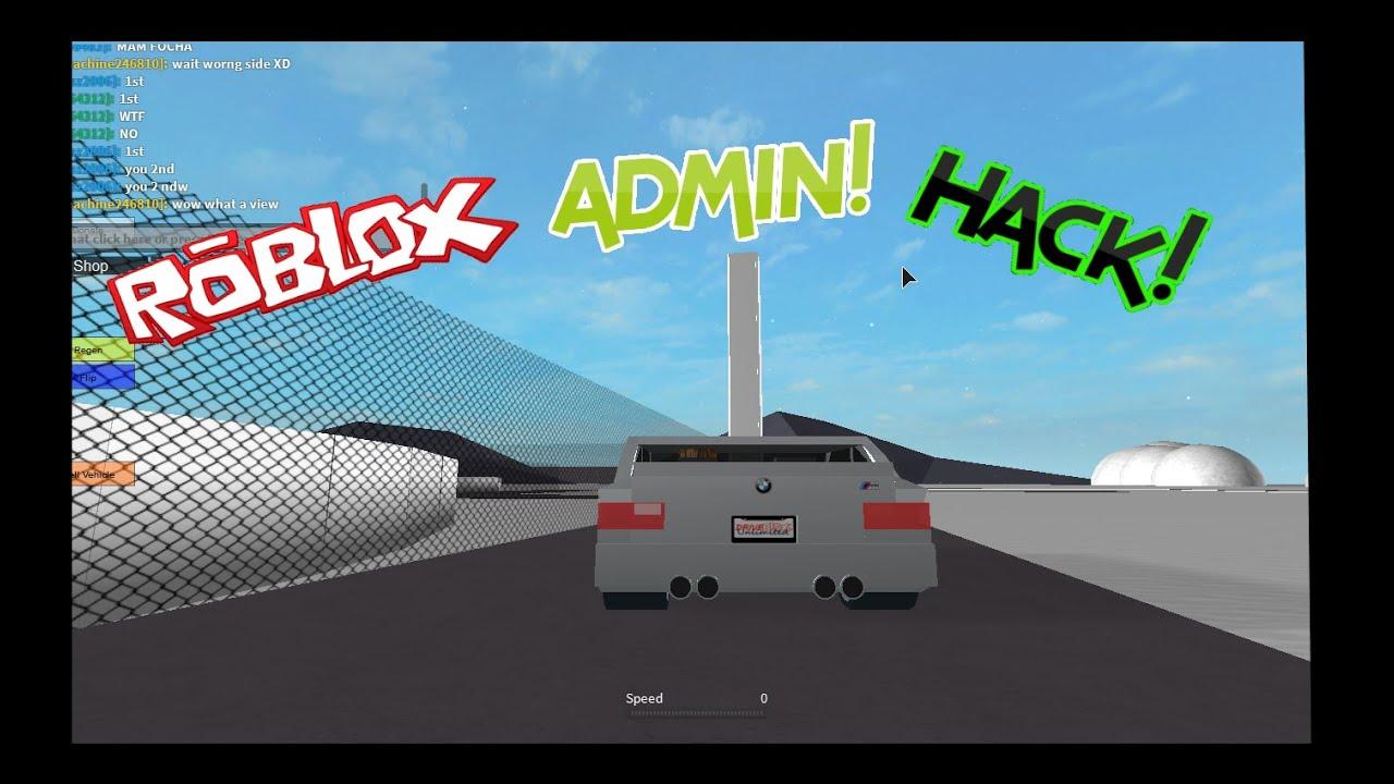 roblox admin commands hack